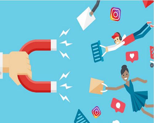 2.حضور در شبکه های اجتماعی