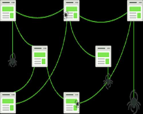 8.شبکه های اجتماعی بر نتایج موتورهای جستجو
